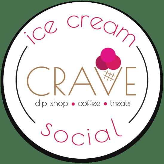 Logo for Crave Ice Cream Social, Inc.