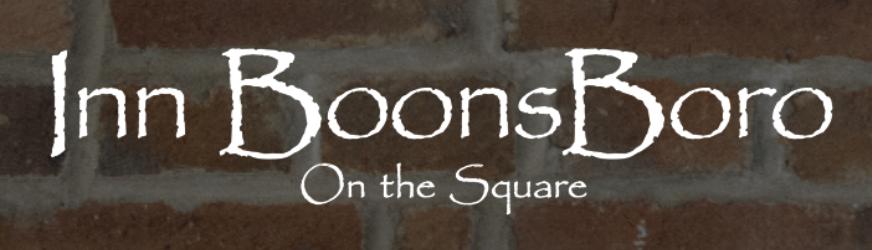 Logo for Inn BoonsBoro on the Square