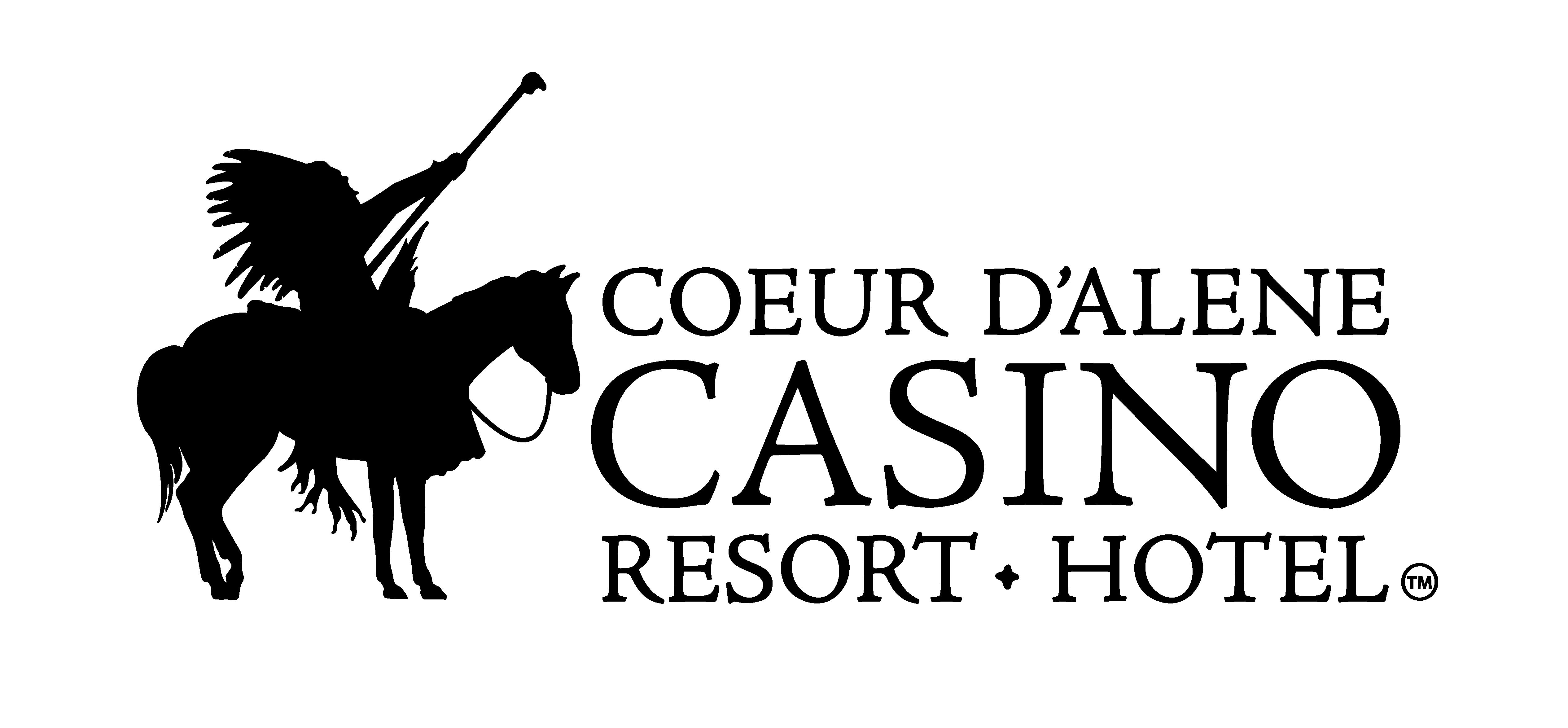 Logo for Coeur D'Alene Casino Resort Hotel