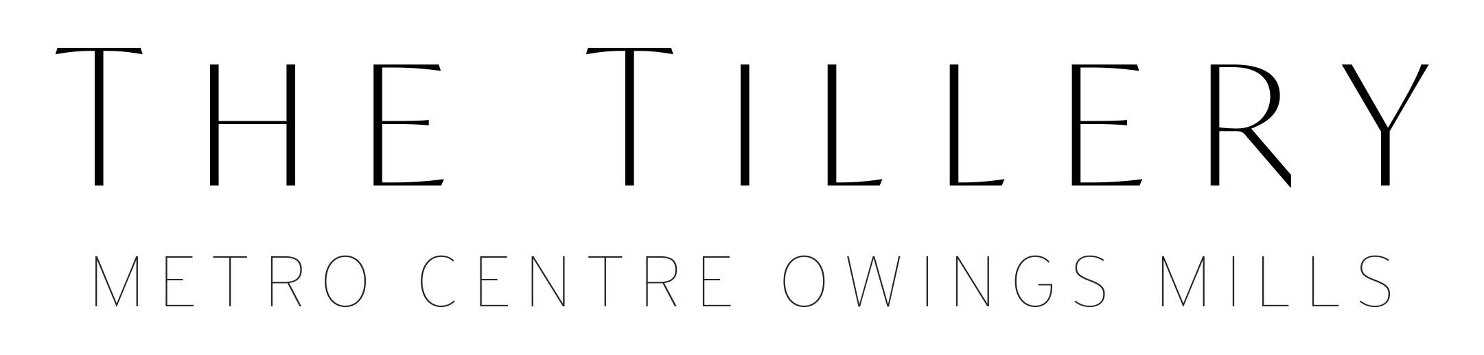 Logo for The Tillery