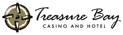 Logo for Treasure Bay Casino and Hotel