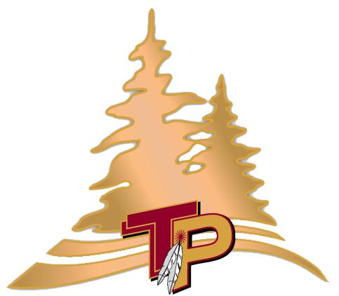 Logo for Twin Pine Casino & Hotel