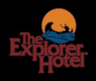 Logo for The Explorer Hotel