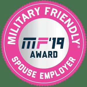 Military Friendly Spouse Employer