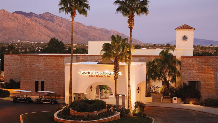 403257 m - Resort Hotels In Tucson Az
