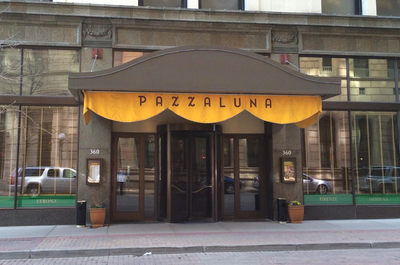 Italian Restaurant Downtown St Paul
