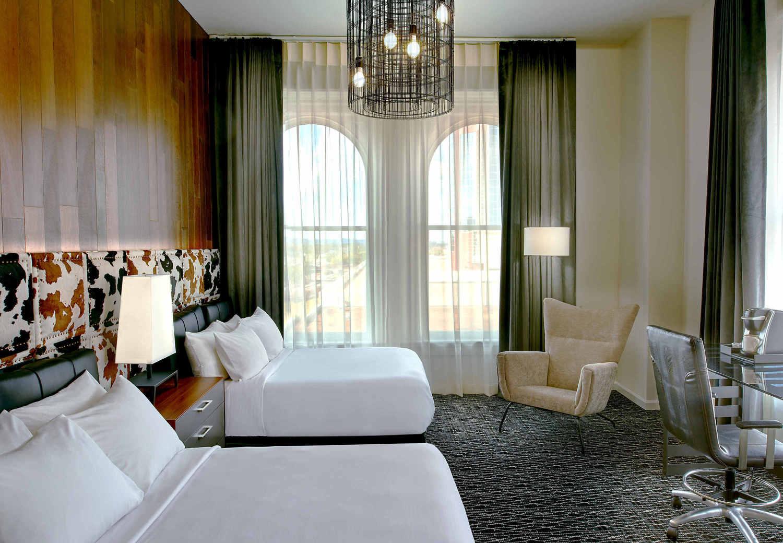 union station hotel nashville autograph collection. Black Bedroom Furniture Sets. Home Design Ideas
