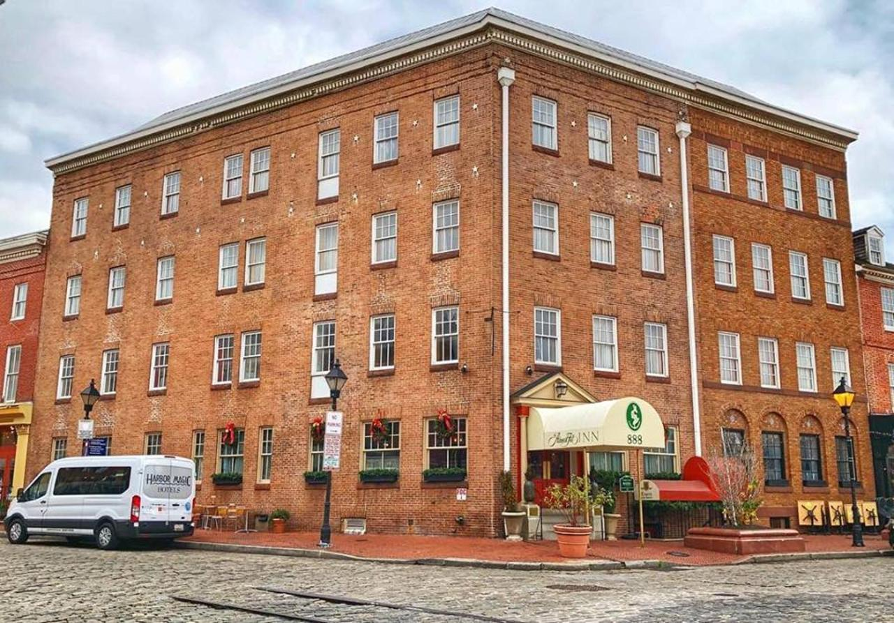 Admiral Fell Inn, An Ascend Hotel Collection Member, Baltimore, MD Jobs |  Hospitality Online
