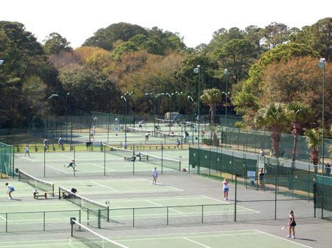 Hilton Head Island Beach Tennis Resort Hilton Head Island Sc