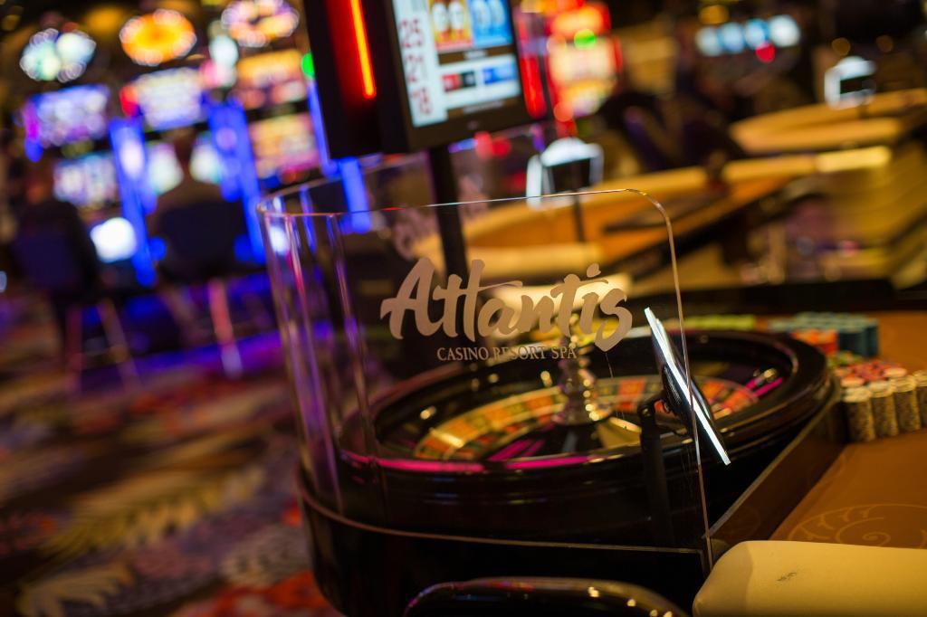 M resort spa casino job