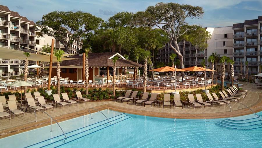 Omni Hilton Head Oceanfront Resort Hilton Head Island Sc