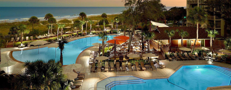 Hilton Head Resorts >> Omni Hilton Head Oceanfront Resort Hilton Head Island Sc