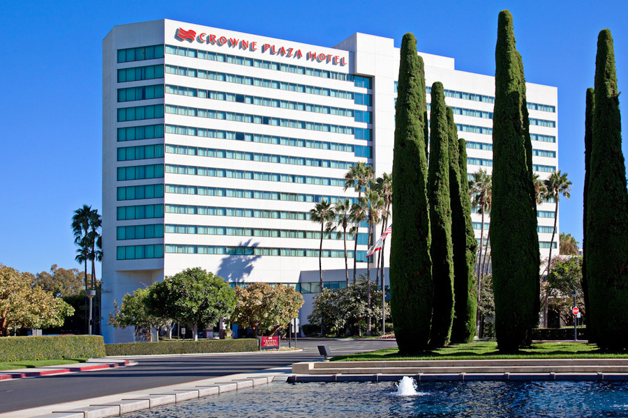 Crowne Plaza Hotel Irvine Orange County Airport Irvine Ca Jobs