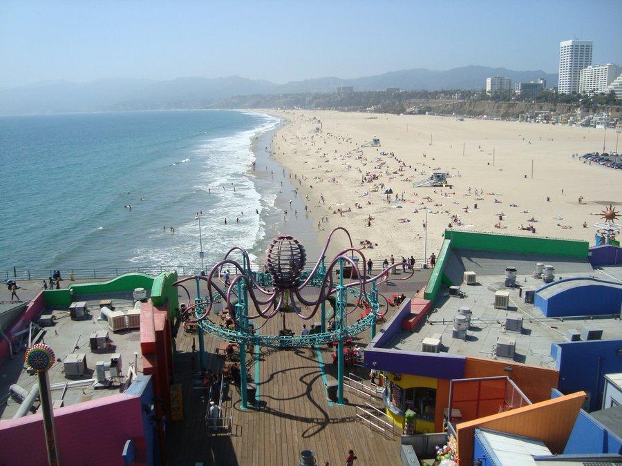 Hotels On Santa Monica Beach Ca
