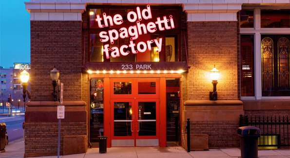 Spaghetti factory dallas