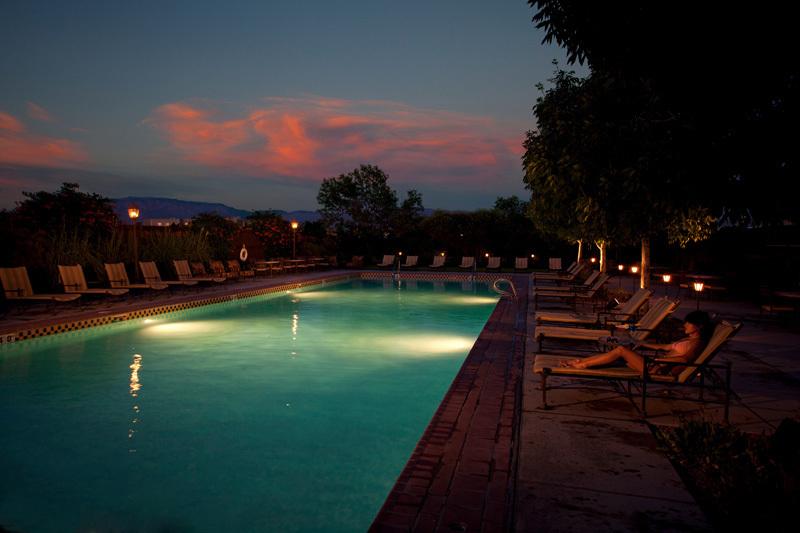 Francisco Grande Hotel and Motor Inn Casa Grande, AZ Postcard