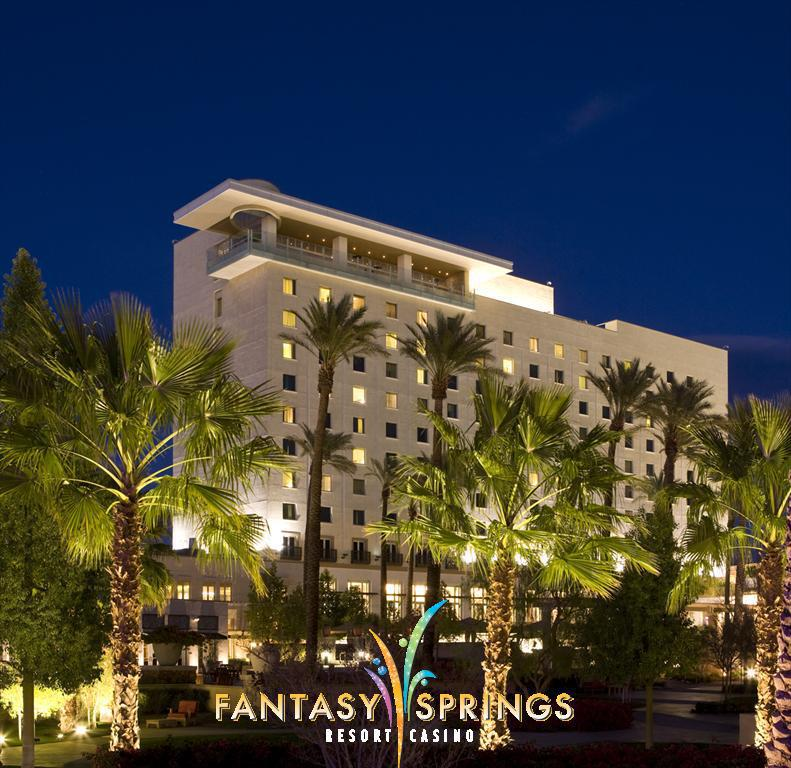 Fantasy Springs Resort Casino Indio Ca Jobs