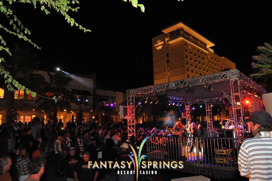 Spa Casino Palm Spring Telephone