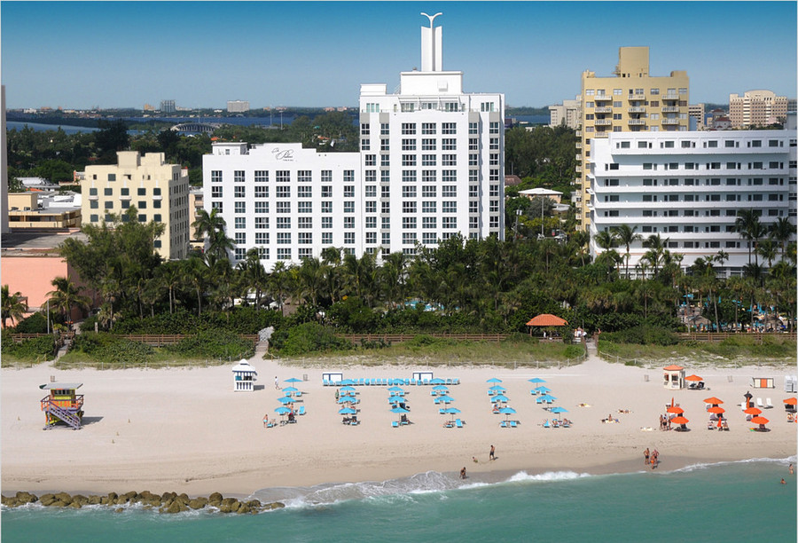 Oceanfront Hotels Miami Beach Fl