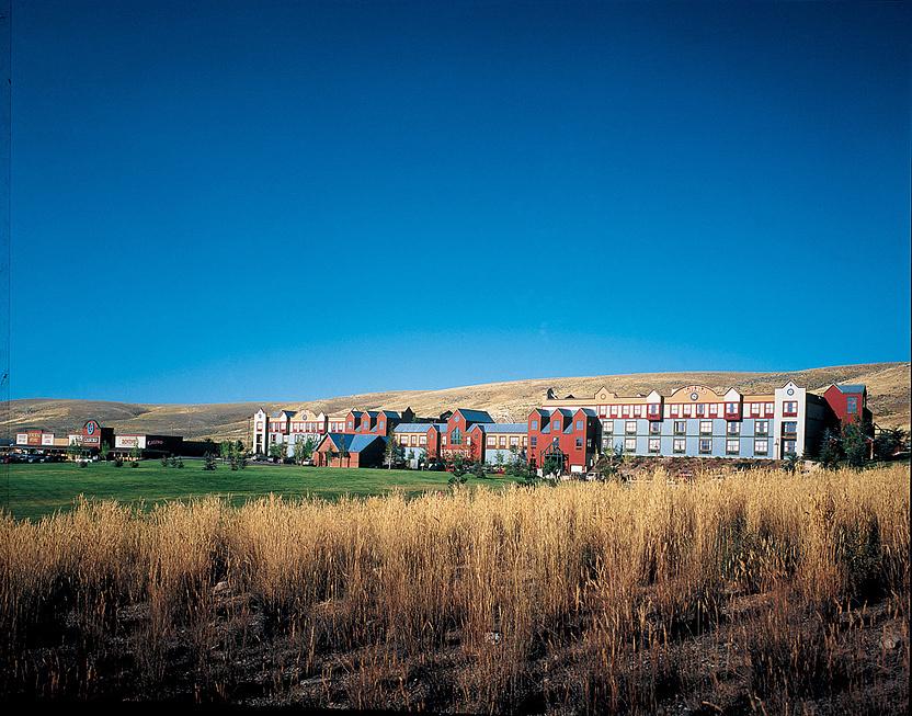 Jackpot Nevada Horseshu Hotel And Casino
