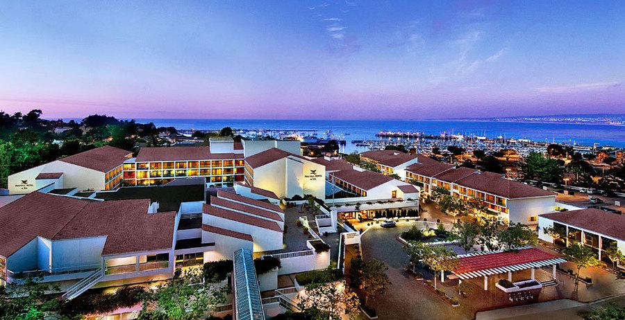 Portola Hotel Spa Monterey California