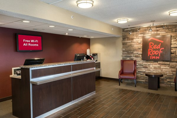 Red Roof Inn Chicago Downers Grove Downers Grove Il