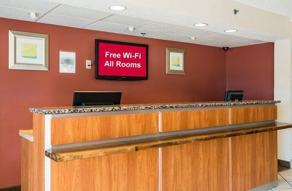 Red Roof Inn Clyde - tripadvisor.com
