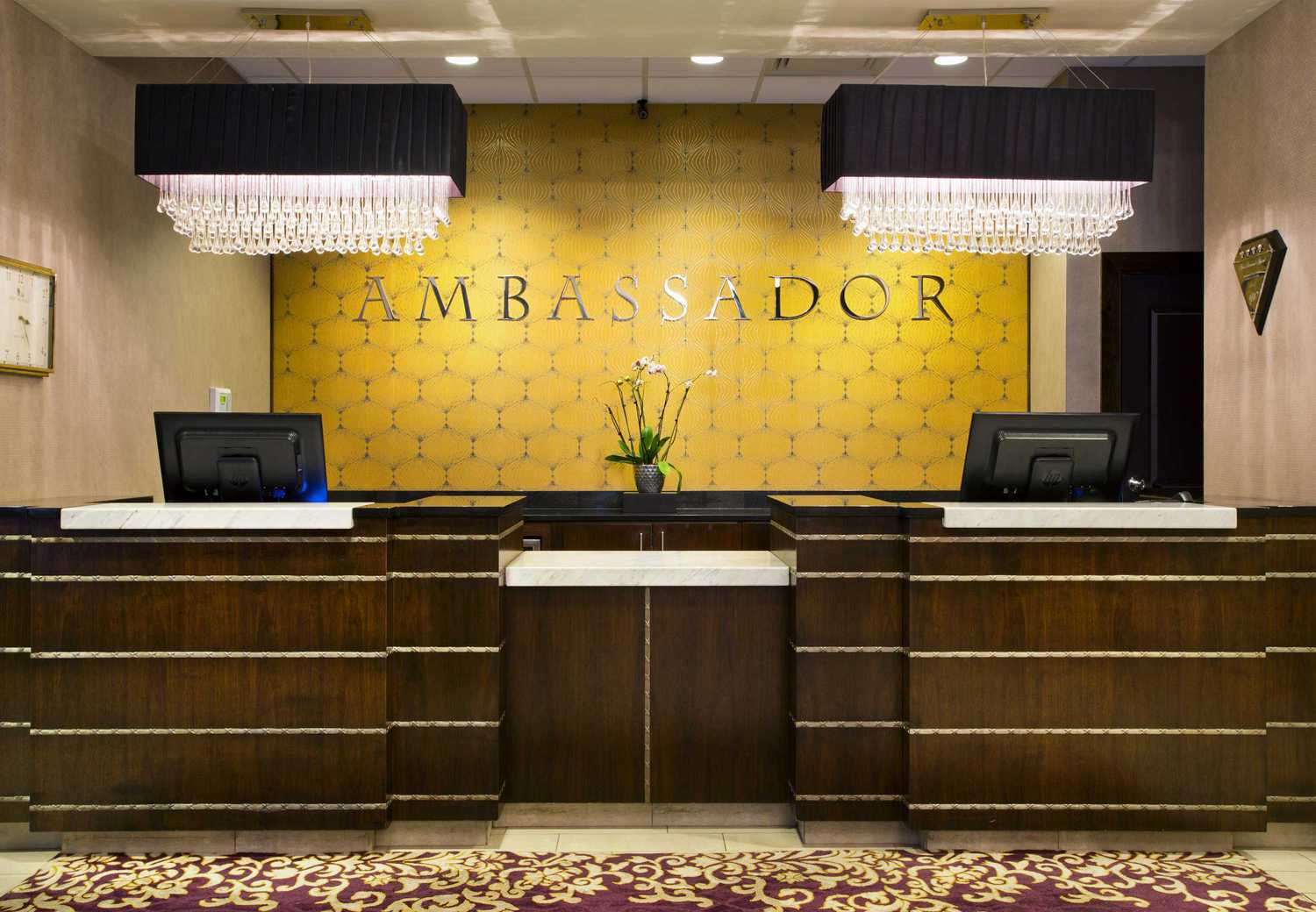 Ambassador Hotel Wichita Autograph Collection Wichita