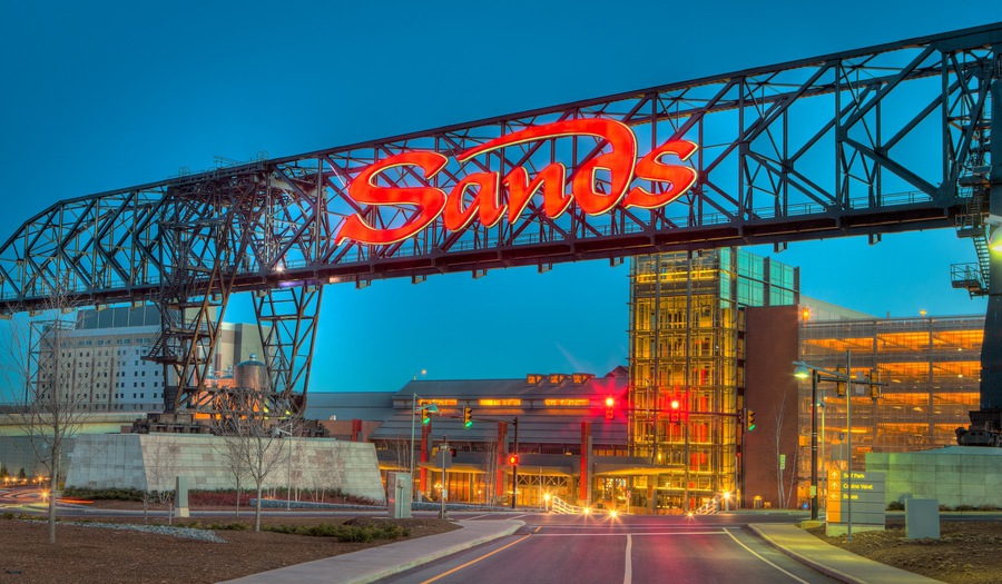 Sands Casino Careers