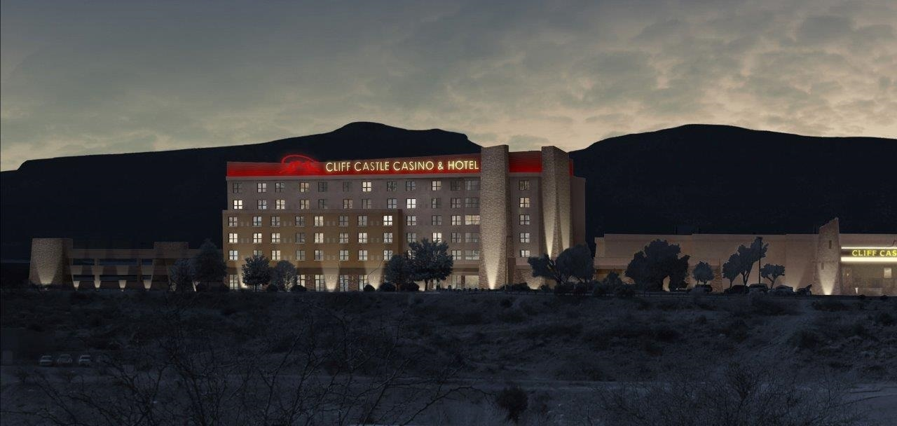 the lodge at cliff castle casino