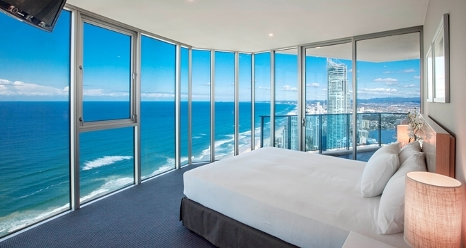 Ocean Beach Resort Broadbeach