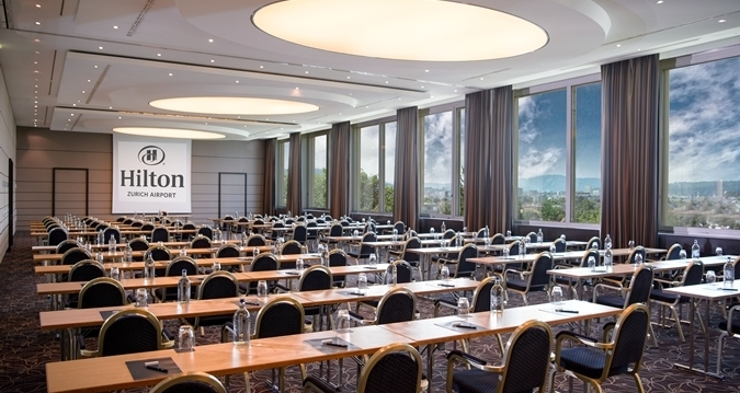 Hilton zurich airport opfikon zurich switzerland jobs for Room design zurich