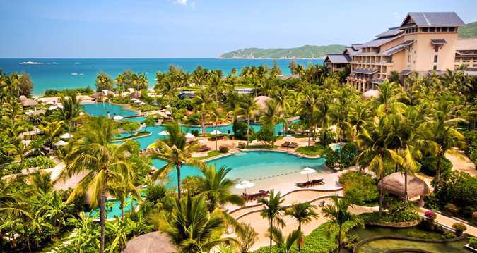 Hilton Sanya Resort And Spa Sanya China Jobs