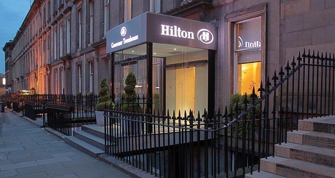 hilton edinburgh grosvenor edinburgh scotland united. Black Bedroom Furniture Sets. Home Design Ideas