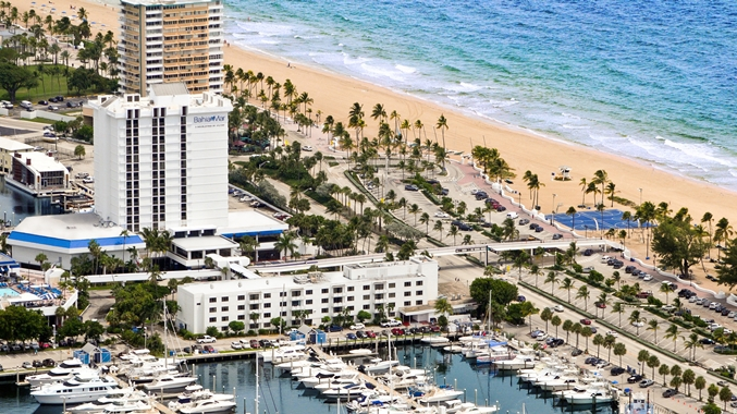 Bahia Mar Fort Lauderdale Beach A Doubletree By Hilton Hotel 501438 L