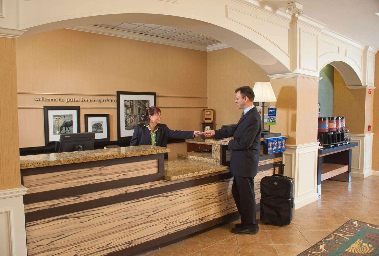 Housekeeper/Room Attendant Job | Hampton Inn Palm Beach Gardens ...
