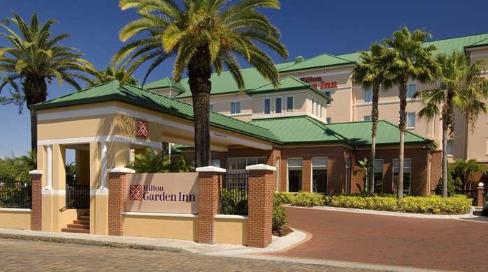 Hilton Garden Inn Tampa Ybor Historic District. 67206 L