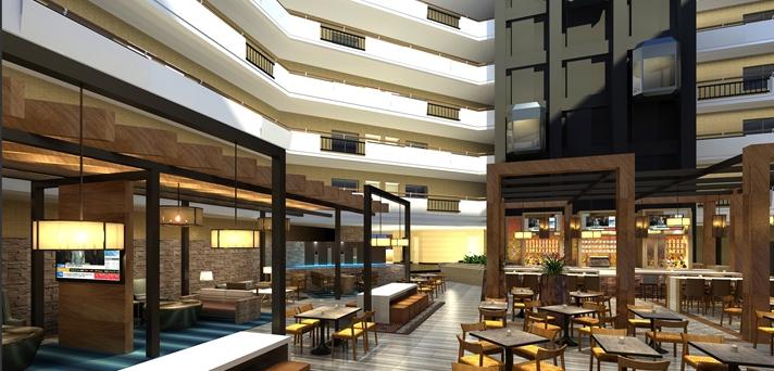Embassy Suites By Hilton Austin Downtown Town Lake Austin