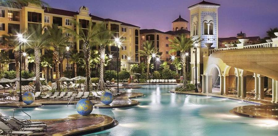 Hilton Grand Vacations Club At Tuscany Village Orlando