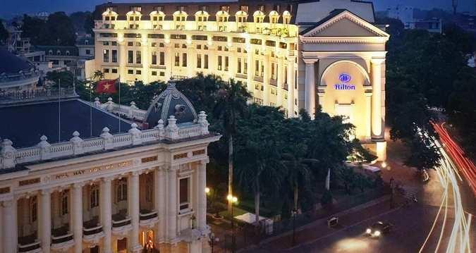 Hilton Hanoi Opera Hanoi Vietnam Jobs Hospitality Online