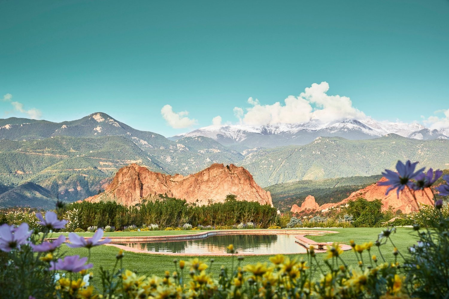 Garden Of The Gods Club Resort Colorado Springs Co Jobs Hospitality Online