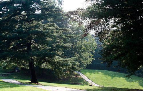 Rooms: Crowne Plaza Tennis & Golf Resort Asheville, Asheville, NC