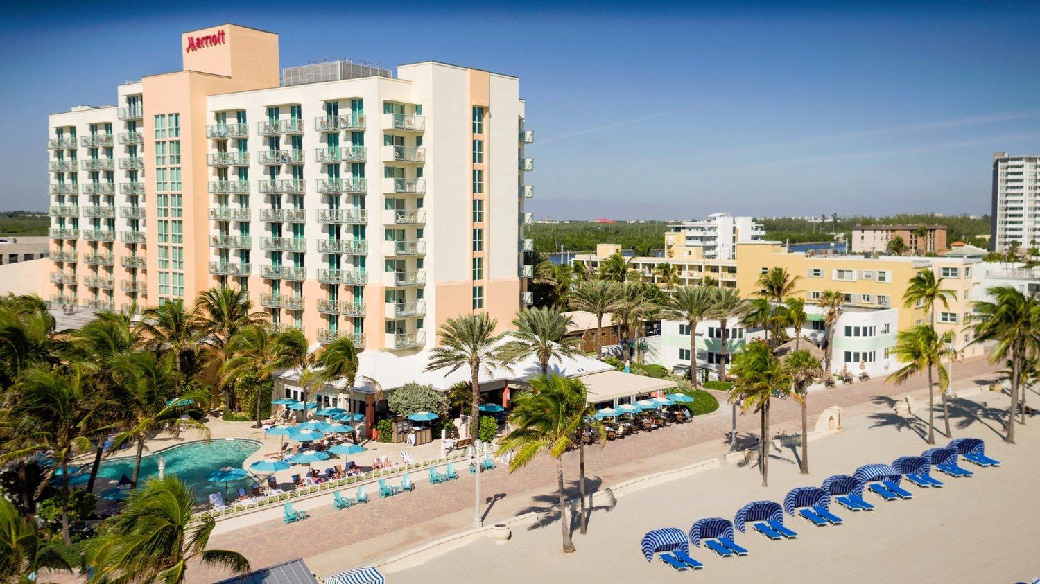 Hollywood Beach Marriott 710921 L