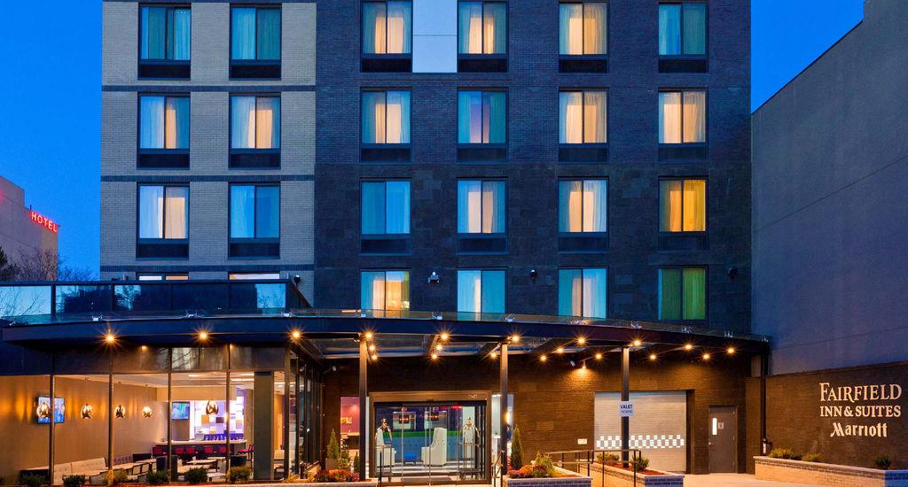 Fairfield Inn Suites Long Island City New York