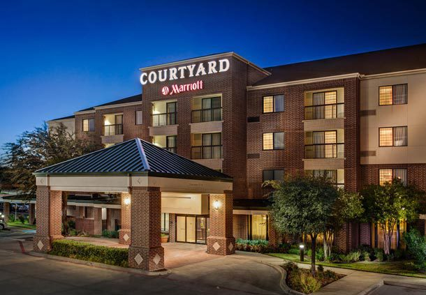 Courtyard dallas dfw airport south irving irving tx jobs for Irving hotel chicago