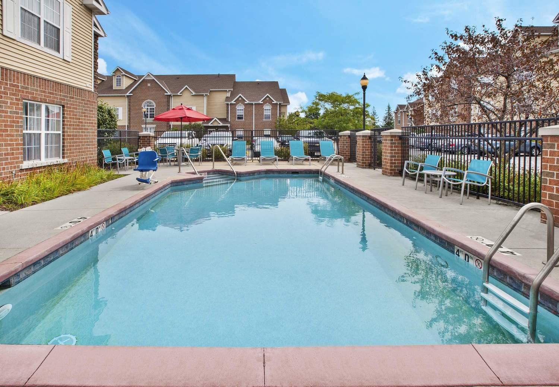 Towneplace Suites Milwaukee Brookfield Brookfield Wi