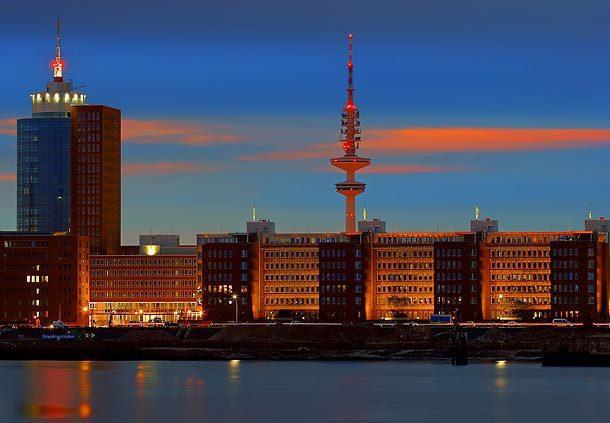 Marriott Hotel Hamburg City Center