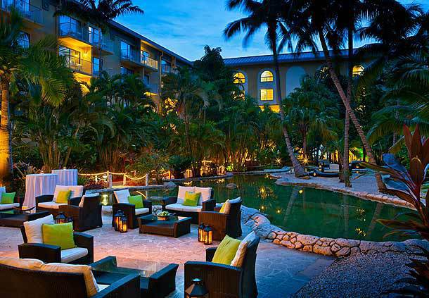 Marriott Cayman Islands Restaurants