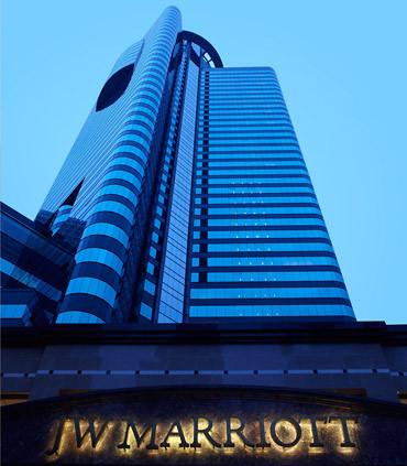 Jw Marriott Hotel Chongqing Chongqing China Jobs
