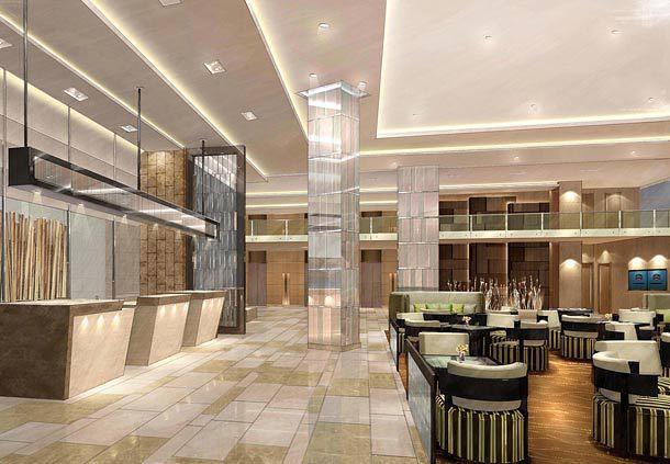 Marriott hotel bhopal